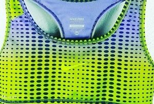 Nike Pro | Two Tone Athletic Sports Bra
